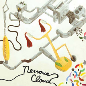 Nervous Cloud Album Cover